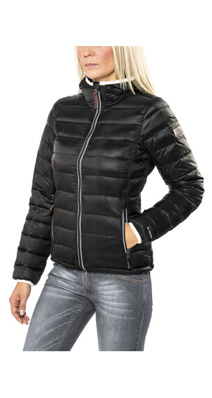 Tenson Idah Jacket Women Black